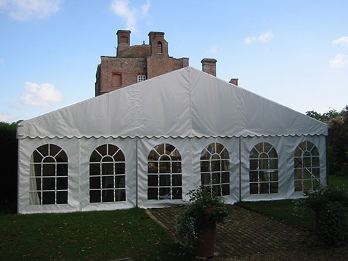 Framed Marquees by Manor Hire